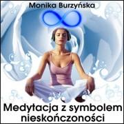Medytacja z symbolem nieskończoności